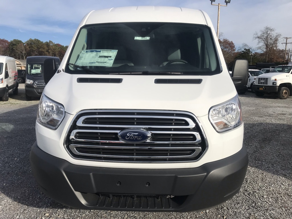 2018 Transit 250 Med Roof 4x2,  Empty Cargo Van #18932 - photo 3