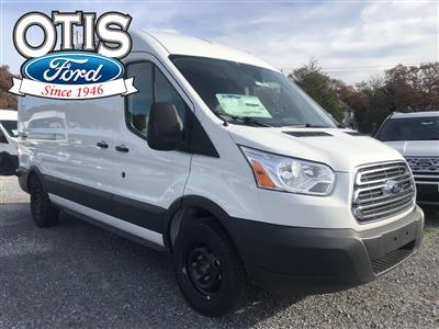 2018 Transit 250 Med Roof 4x2,  Empty Cargo Van #18932 - photo 1