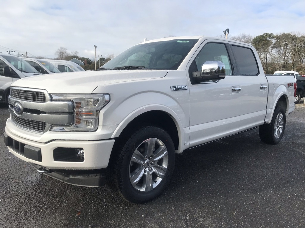 2019 F-150 SuperCrew Cab 4x4,  Pickup #19146 - photo 4