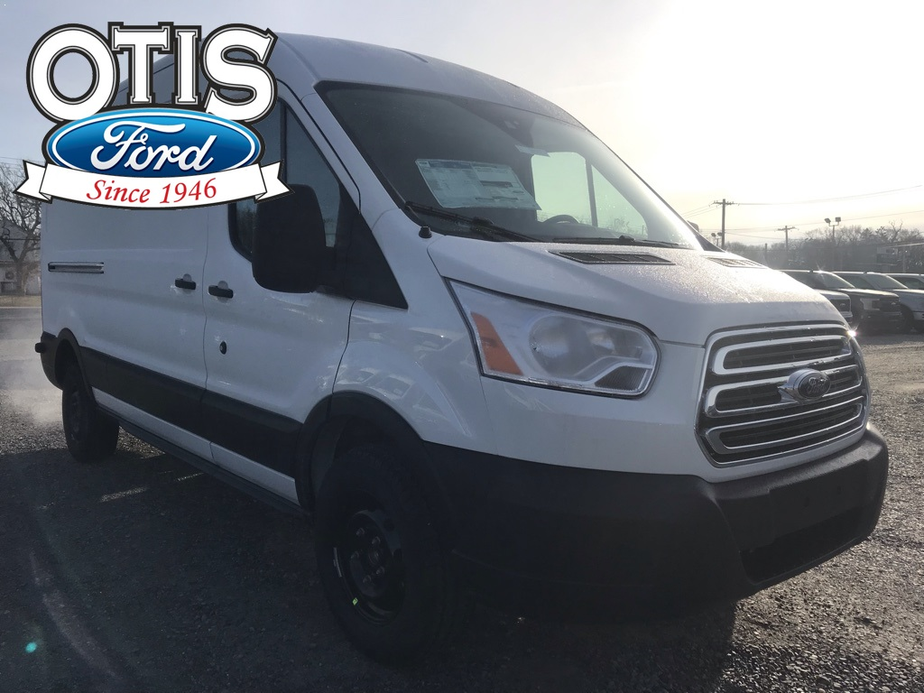 2019 Transit 250 Med Roof 4x2,  Empty Cargo Van #19163 - photo 1