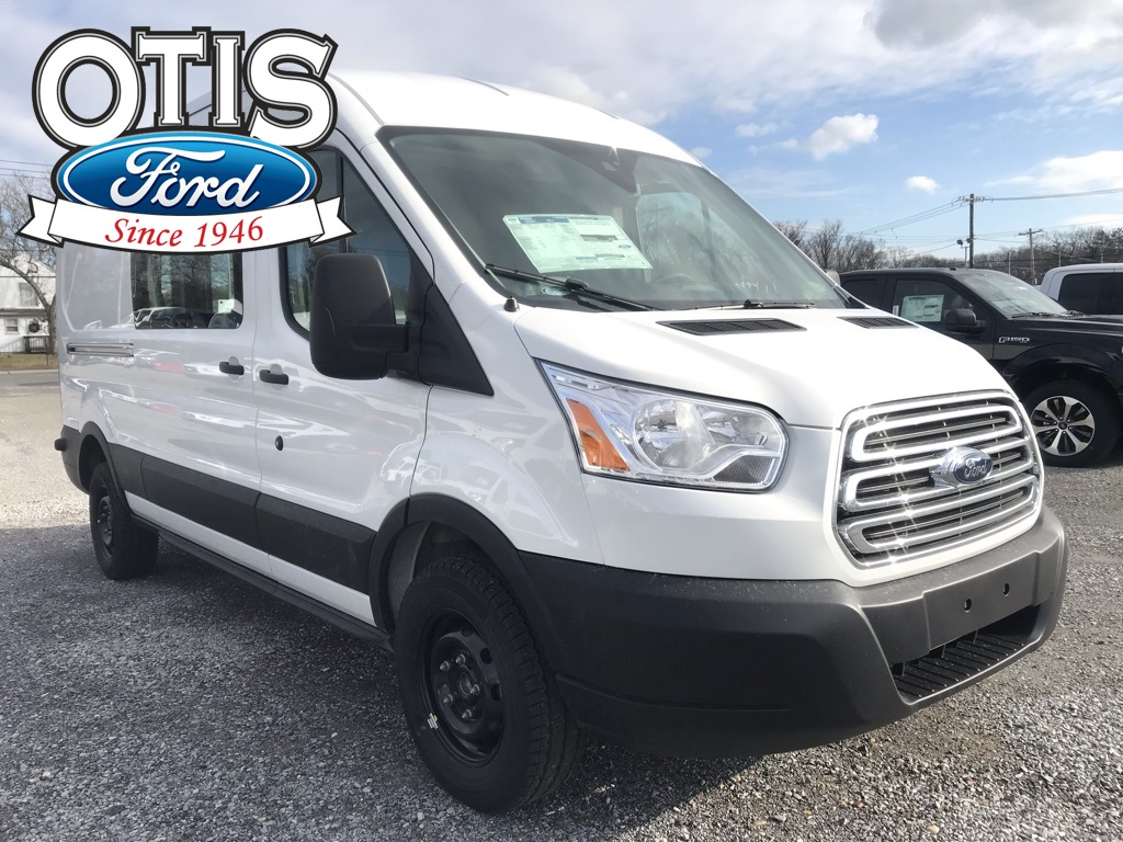 2019 Transit 250 Med Roof 4x2,  Empty Cargo Van #19194 - photo 1