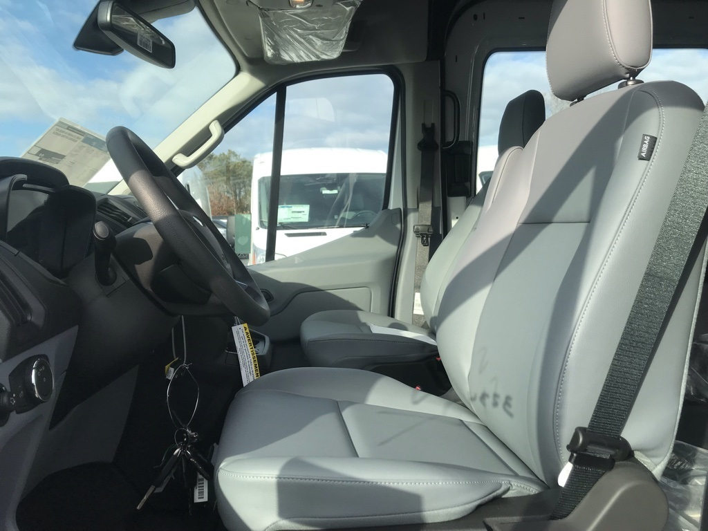2019 Transit 250 Med Roof 4x2,  Empty Cargo Van #19194 - photo 9