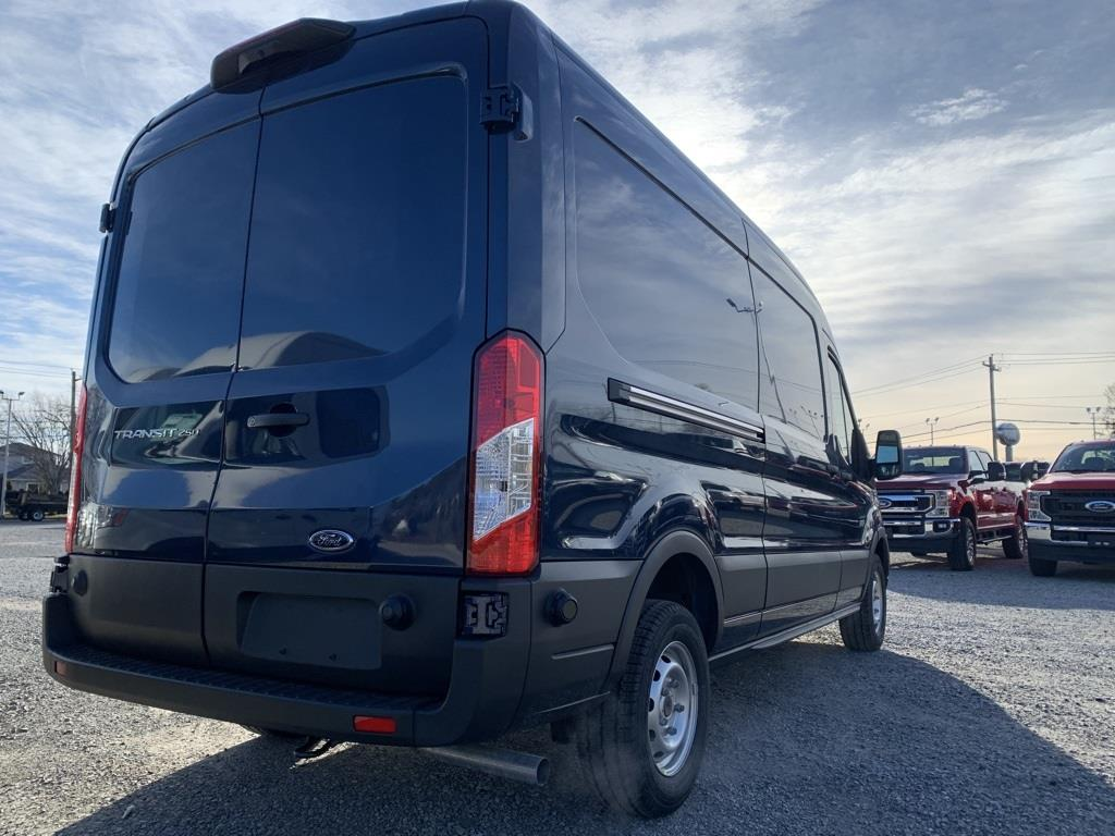 2021 Ford Transit 250 Medium Roof 4x2, Empty Cargo Van #21107 - photo 1