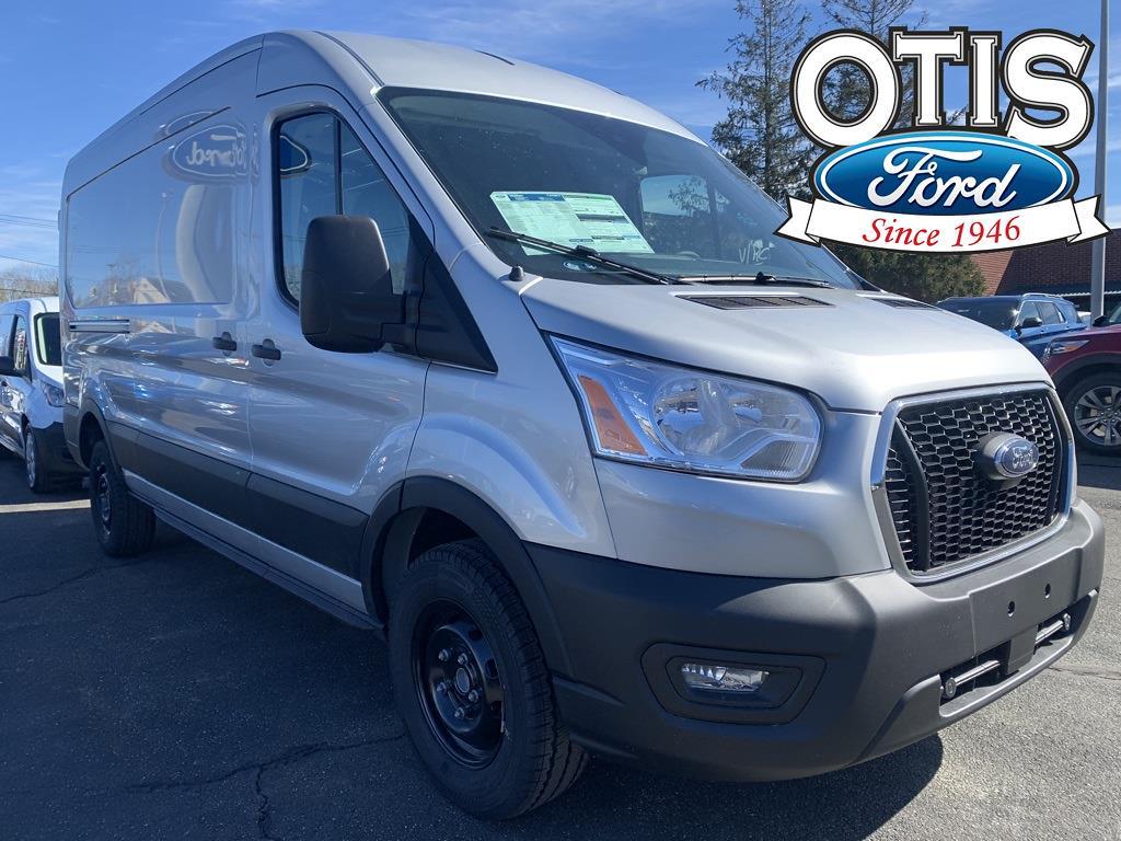2021 Ford Transit 250 Medium Roof 4x2, Empty Cargo Van #21168 - photo 1