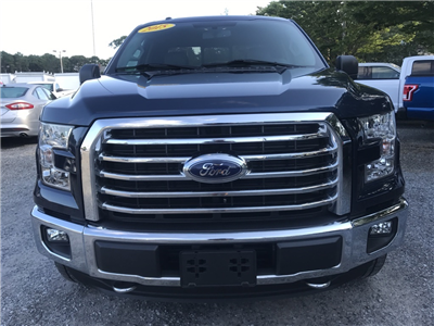2015 F-150 Super Cab 4x4 Pickup #29469 - photo 3