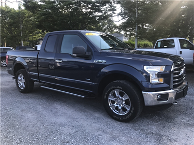 2015 F-150 Super Cab 4x4 Pickup #29469 - photo 4
