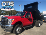 2016 F-350 Regular Cab DRW 4x4 Dump Body #29658 - photo 1
