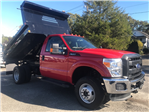 2016 F-350 Regular Cab DRW 4x4 Dump Body #29658 - photo 4