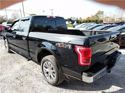 2016 F-150 Super Cab 4x4 Pickup #29694 - photo 2