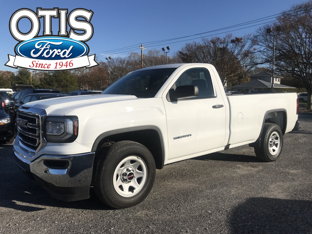 2016 Sierra 1500 Regular Cab Pickup #29723 - photo 1