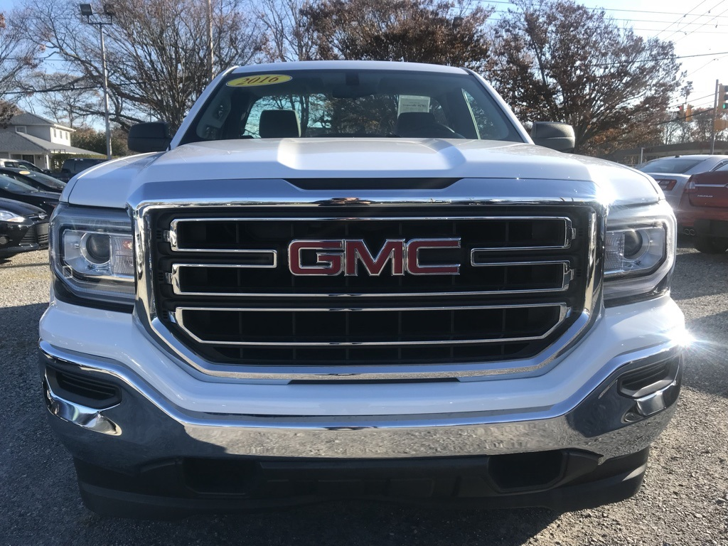 2016 Sierra 1500 Regular Cab Pickup #29723 - photo 3