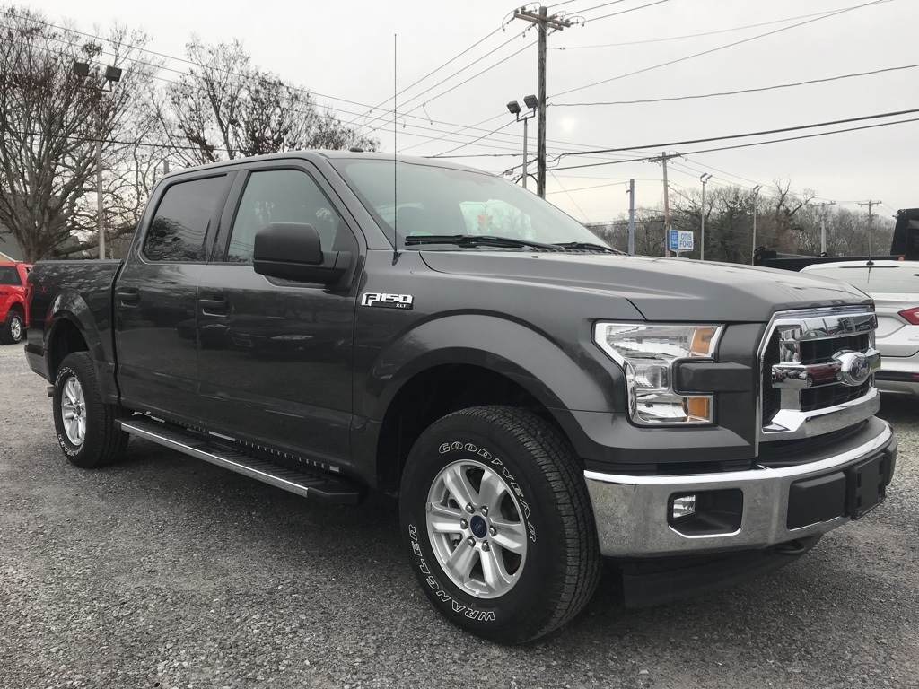 2017 F-150 Crew Cab 4x4 Pickup #29743 - photo 3