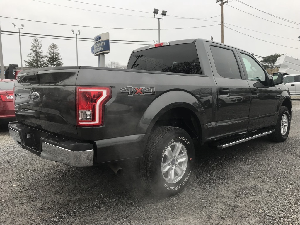 2017 F-150 Crew Cab 4x4 Pickup #29743 - photo 4