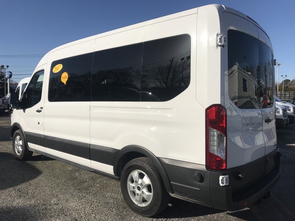 2017 Transit 350 Med Roof, Passenger Wagon #29896 - photo 2