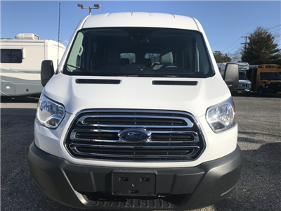 2017 Transit 350 Med Roof, Passenger Wagon #29896 - photo 3