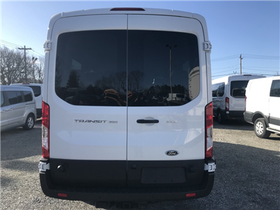 2017 Transit 350 Med Roof, Passenger Wagon #29896 - photo 6