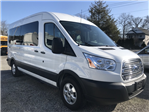 2017 Transit 350 Med Roof, Passenger Wagon #29896 - photo 4