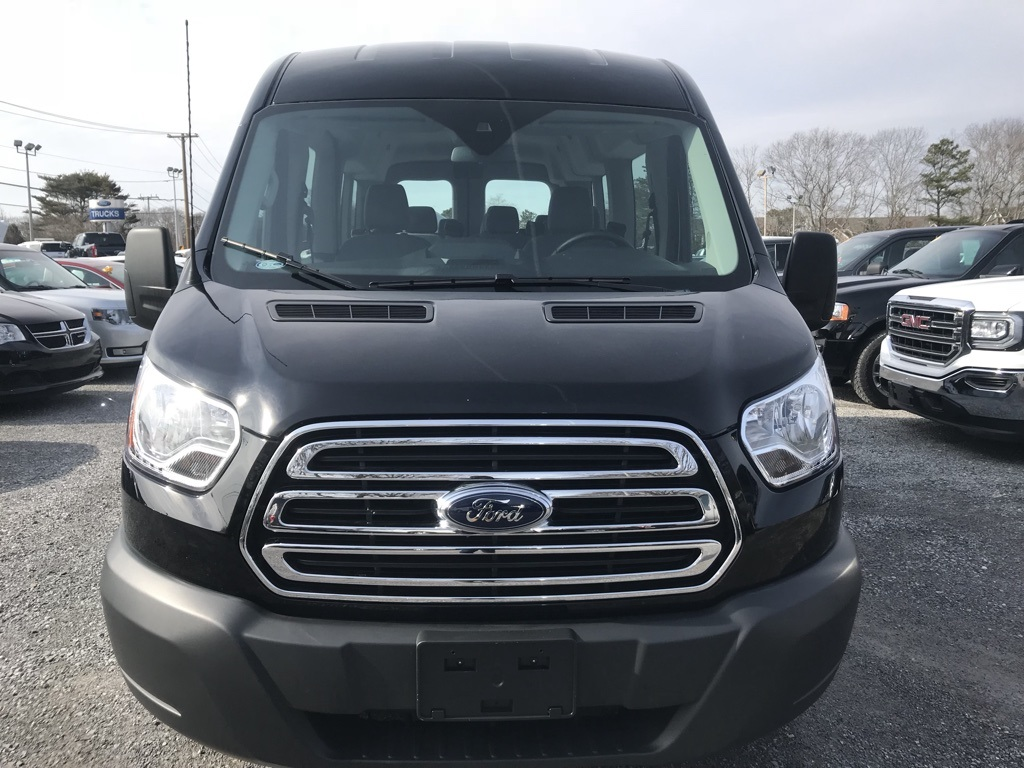 2017 Transit 350 Med Roof 4x2,  Passenger Wagon #29901 - photo 3
