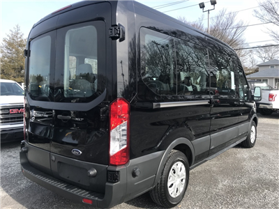 2017 Transit 350 Med Roof 4x2,  Passenger Wagon #29901 - photo 5