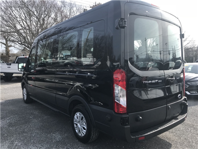 2017 Transit 350 Med Roof 4x2,  Passenger Wagon #29901 - photo 2