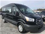 2017 Transit 350 Med Roof 4x2,  Passenger Wagon #29901 - photo 4