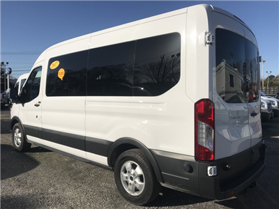 2017 Transit 350 Med Roof 4x2,  Passenger Wagon #29948 - photo 2