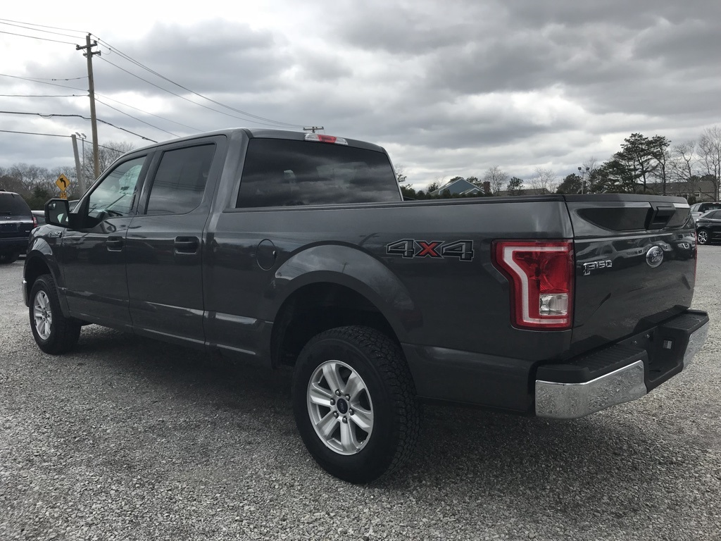 2017 F-150 SuperCrew Cab 4x4, Pickup #30063 - photo 2