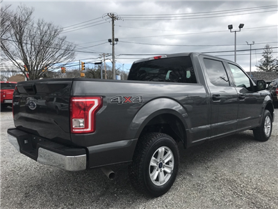 2017 F-150 SuperCrew Cab 4x4, Pickup #30063 - photo 5