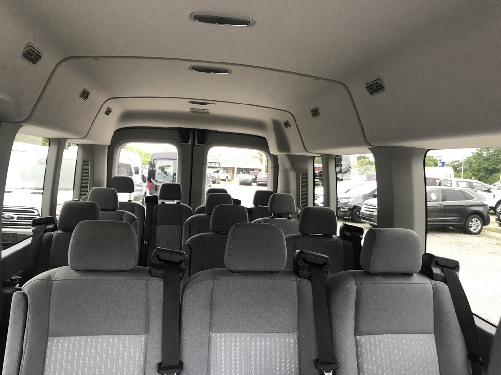 2017 Transit 350 Med Roof 4x2,  Passenger Wagon #30124 - photo 8