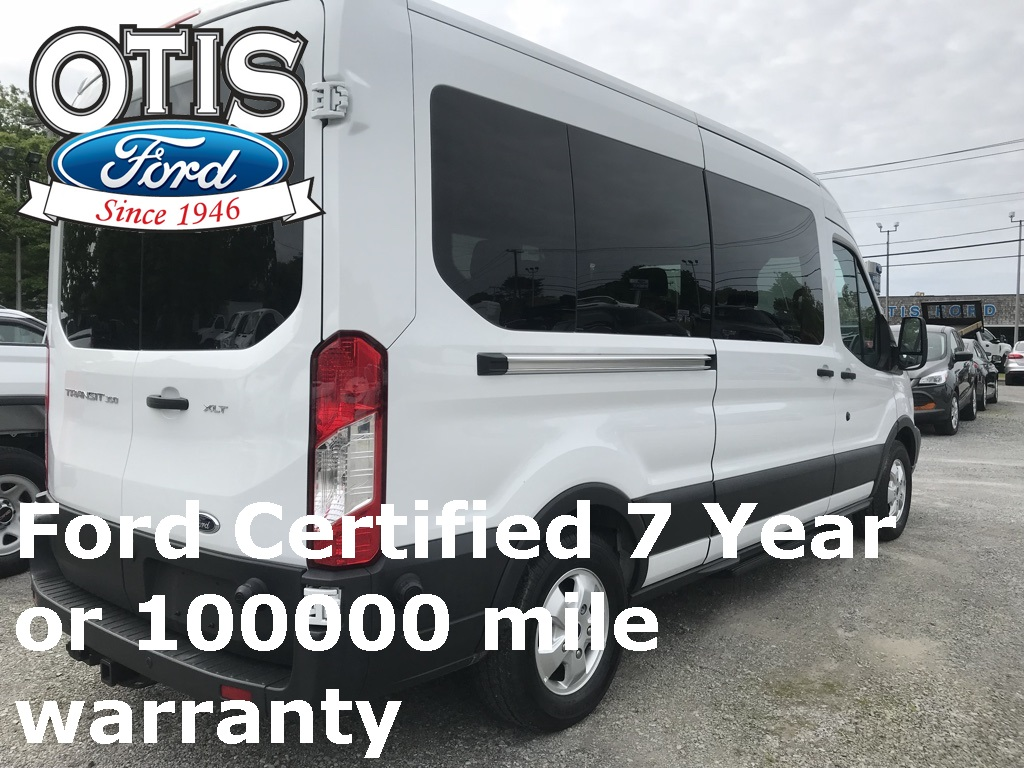 2017 Transit 350 Med Roof 4x2,  Passenger Wagon #30125 - photo 5