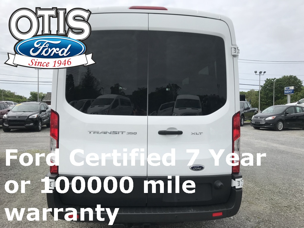 2017 Transit 350 Med Roof 4x2,  Passenger Wagon #30125 - photo 6