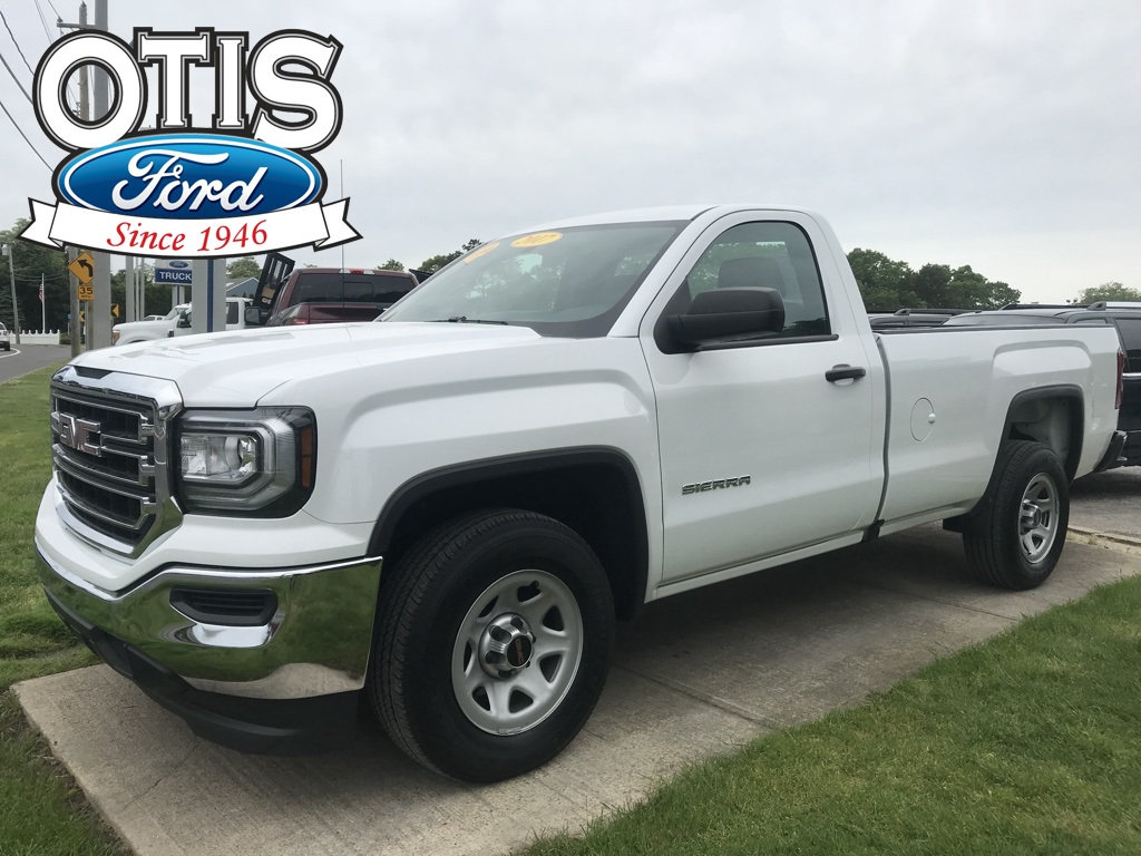 2017 Sierra 1500 Regular Cab 4x2,  Pickup #30176 - photo 1