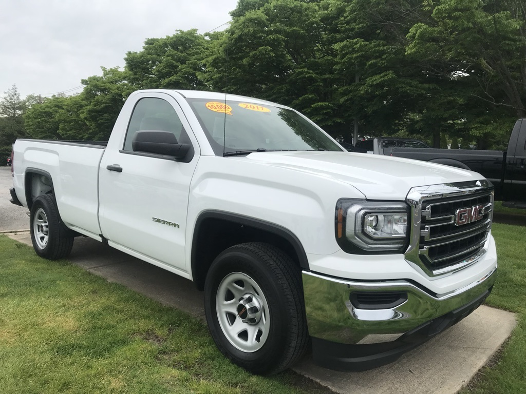 2017 Sierra 1500 Regular Cab 4x2,  Pickup #30176 - photo 4