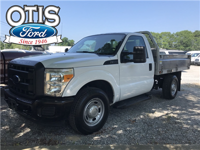 2012 F-250 Regular Cab 4x2,  Dump Body #30337 - photo 1