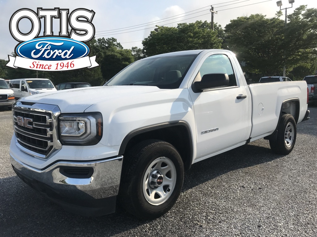 2017 Sierra 1500 Regular Cab 4x2,  Pickup #30409 - photo 1