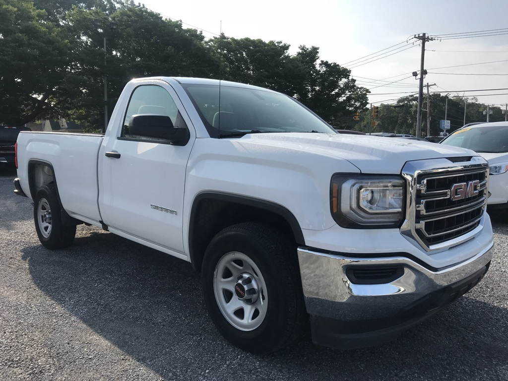 2017 Sierra 1500 Regular Cab 4x2,  Pickup #30409 - photo 4