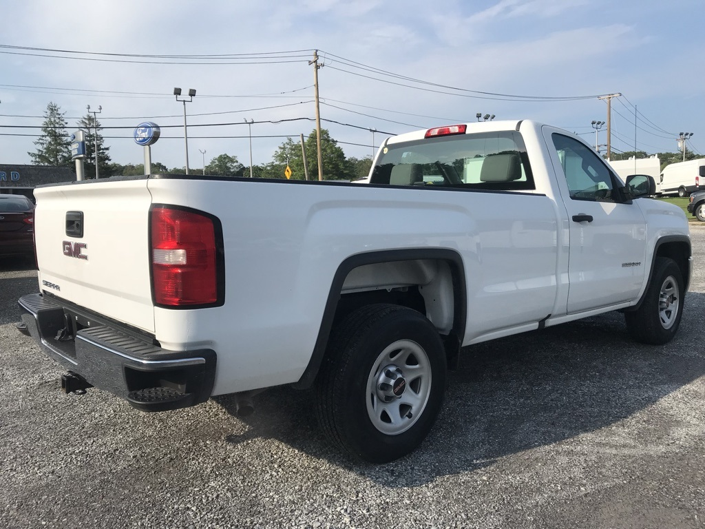 2017 Sierra 1500 Regular Cab 4x2,  Pickup #30409 - photo 5