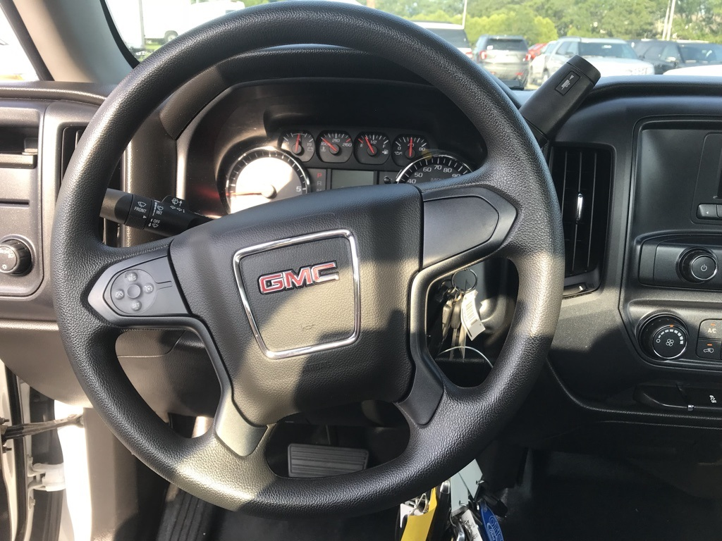 2017 Sierra 1500 Regular Cab 4x2,  Pickup #30409 - photo 9