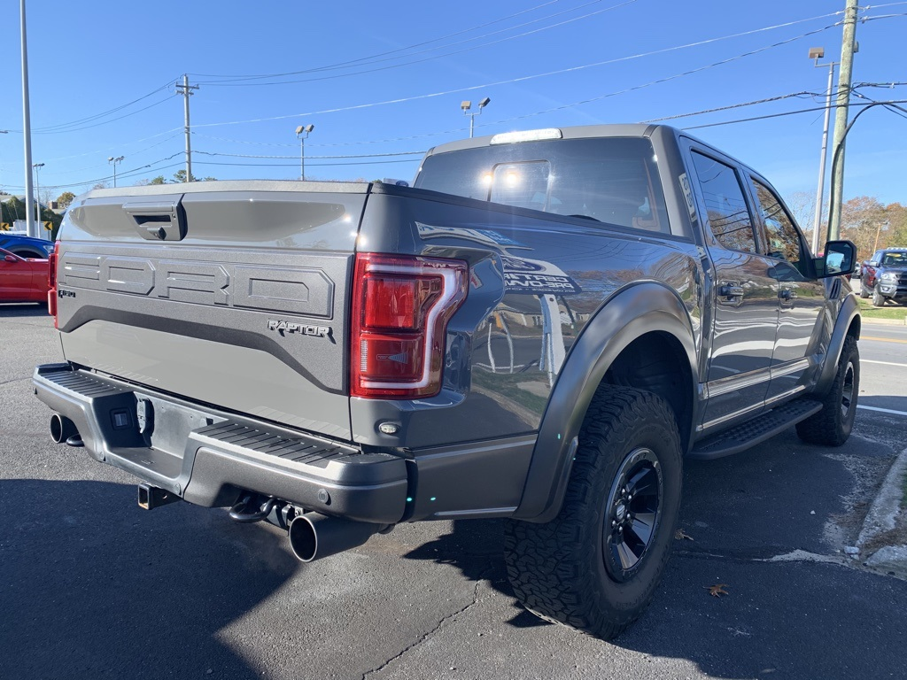 2018 F-150 SuperCrew Cab 4x4,  Pickup #30410 - photo 11