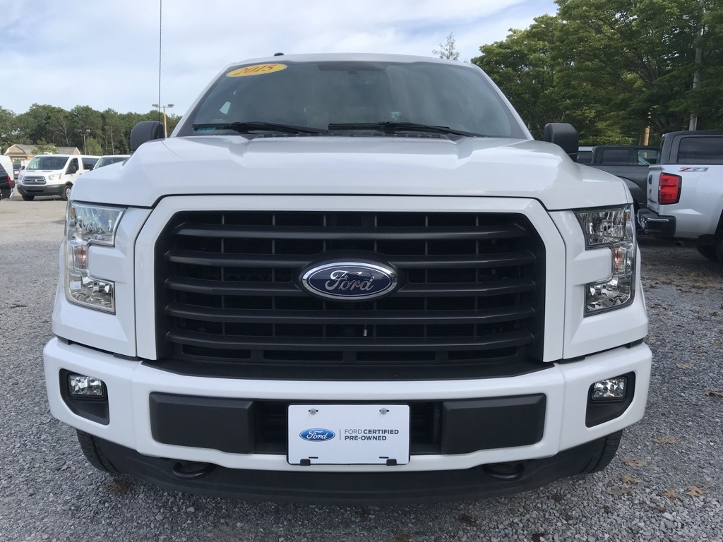 2015 F-150 Super Cab 4x4,  Pickup #30469 - photo 3