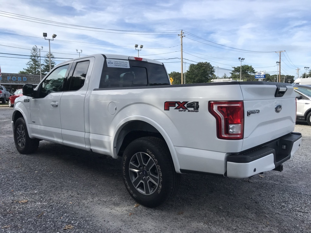 2015 F-150 Super Cab 4x4,  Pickup #30469 - photo 2