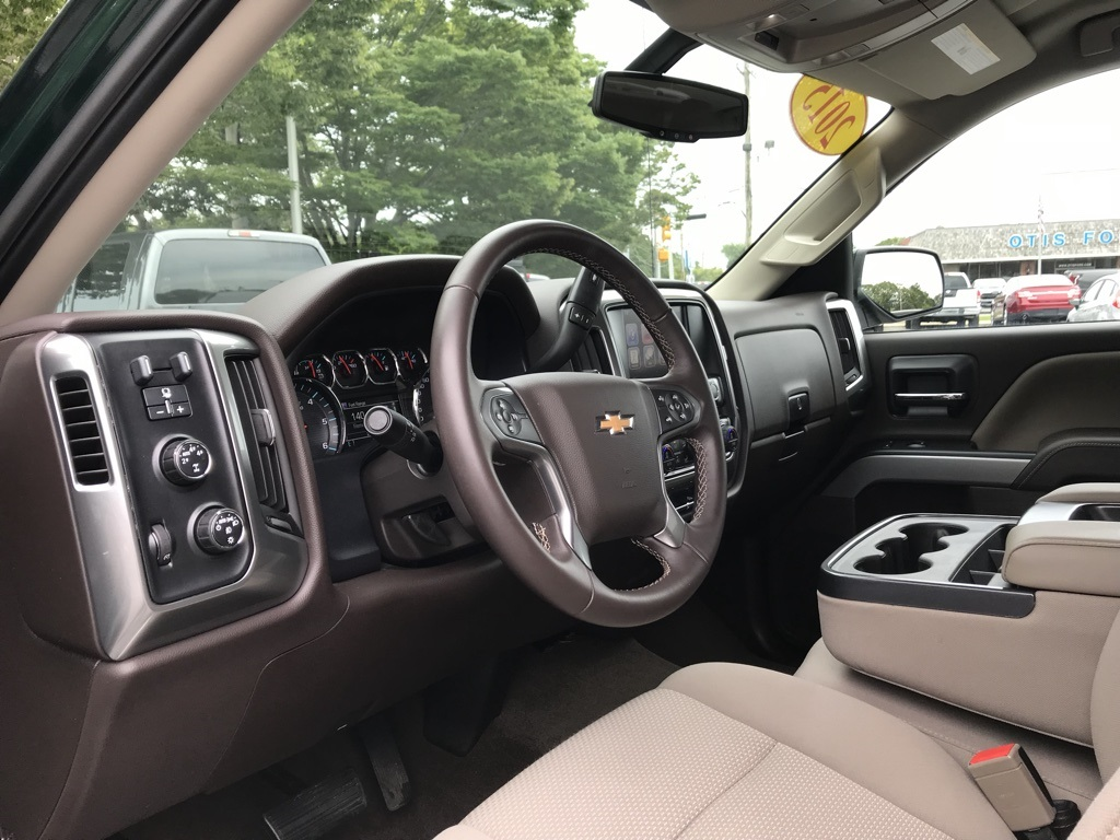 2015 Silverado 1500 Double Cab 4x4,  Pickup #30483T - photo 10