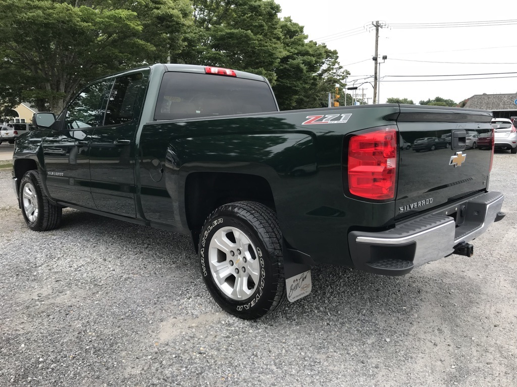 2015 Silverado 1500 Double Cab 4x4,  Pickup #30483T - photo 2