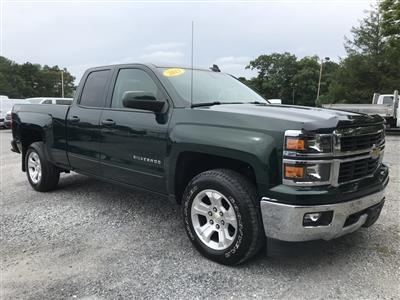 2015 Silverado 1500 Double Cab 4x4,  Pickup #30483T - photo 4