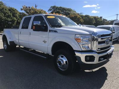 2016 F-350 Crew Cab DRW 4x4,  Pickup #30575T - photo 4