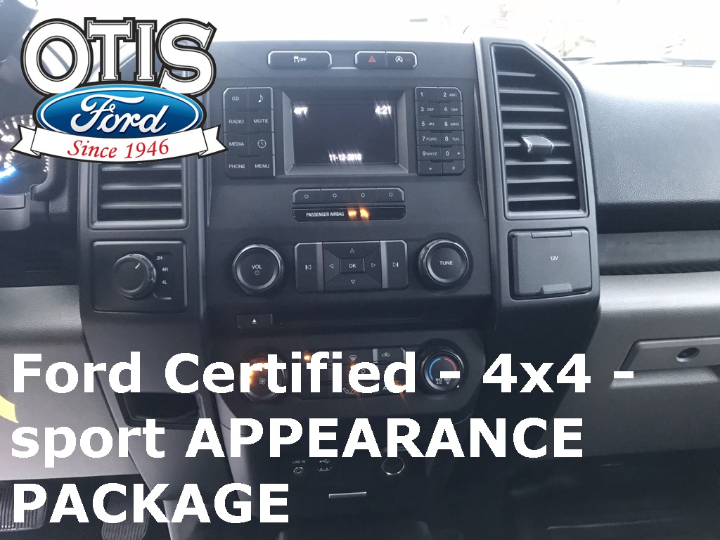 2015 F-150 SuperCrew Cab 4x4,  Pickup #30645T - photo 15