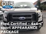 2015 F-150 SuperCrew Cab 4x4,  Pickup #30645T - photo 4