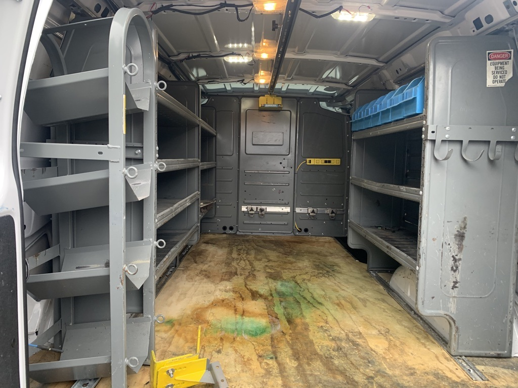 2014 Ford E-250 4x2, Upfitted Cargo Van #31498 - photo 1