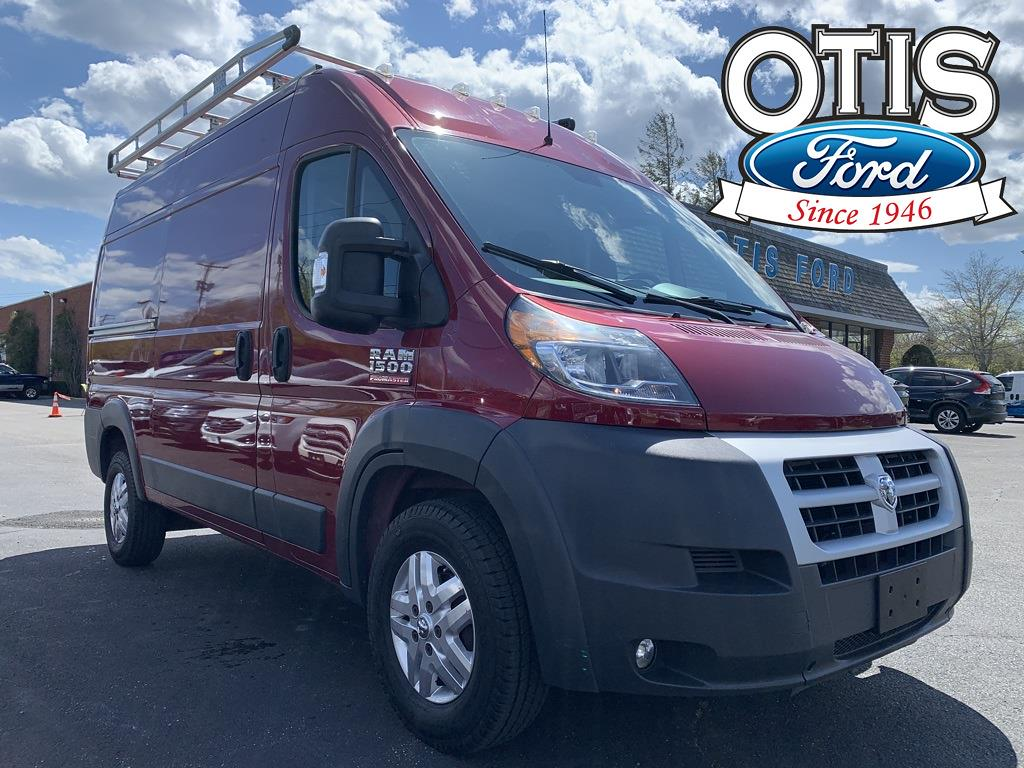 2015 Ram ProMaster 1500 High Roof FWD, Upfitted Cargo Van #32588T - photo 1