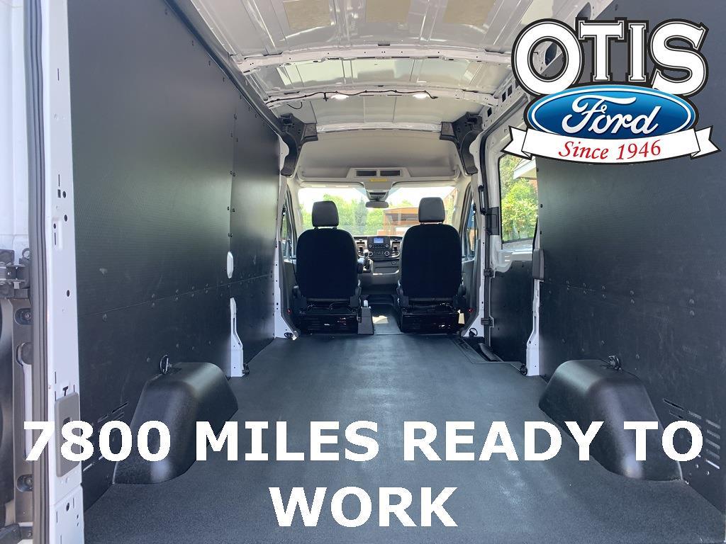 2020 Ford Transit 250 Medium Roof 4x2, Empty Cargo Van #32660 - photo 1